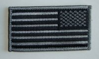 acu velcro - The American flag embroidery embroidery badges ACU color Velcro armband Badge