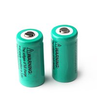 Wholesale For UltraFire V mAh CR123A Rechargeable Battery Green