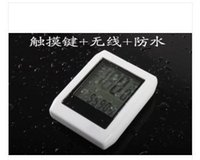 Wholesale QN20401 Waterproof Wireless code table touch screen touch keys code table Bicycle odometer