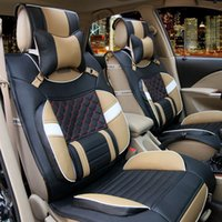 Wholesale The new factory direct quality leather car seat car seat covers seasons a generation of fat
