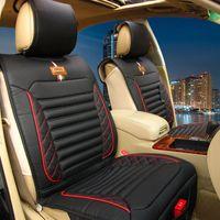 Wholesale Authentic purple bells A19 Stylish Business Four Seasons car seat cushion car seat cover no goods