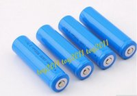 Wholesale Best sale High quality Ultrafire mAH V rechargeable Li lon battery for flashlights lasers