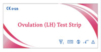 Wholesale 400 Pieces Ovulation LH Test Strips Pregnancy HCG Test Strips CE and FDA Certificate
