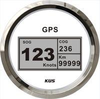 Wholesale 85mm digital GPS speedometer GPS speedometer V V for boat yacht marine