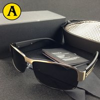 alloy mercedes - Oculos De Sol Masculino Driving Mercedes Sunglasses Polarized Men Sun Glasses Male Gafas De Sol Lentes Sunglases Original