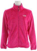Wholesale 2014 New Women Fleece Osito Jacket Fashion Female Pink Ribbon Osito Jacket Outdoor Casual Sports Winter Jacket Mix Women Men Kids
