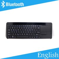 android touchpanel - Durable Aluminum Wireless Bluetooth Keyboard TouchPanel Mouse Function for IOS Android Windows High Quality