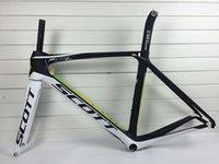 Road Bikes bike racing bicycle - Road carbon bike frame Scott Foil pro Carbon Bike frames Scott Aerodynamic bicycle frameset prologo topeak racing bikes