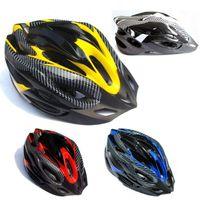 Wholesale Cheap Genuine Carbon Fiber Mountain Bike Helmet Riding Helmet Sports Cycling Helmet Riding Motorcycle Accessories