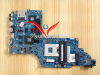 Wholesale motherboard ST10 for hp pavilion DV6 series system board tested