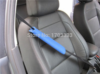 Wholesale 200pcs Comfortable Shoulder Pad Car Vehicle Seat Belt Harness Strap Cover Cushion DHL Fedex