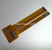 al por mayor mostrar probador de la pantalla táctil-Prueba de la extensión del LCD de la pantalla táctil del digitizador de la pantalla táctica Prueba de la cinta del cable de la flexión para el iPhone 4 4S (10pcs / lot)
