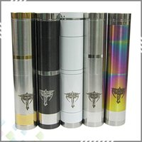 2200mah Non-Adjustable Electronic cigarette Hottest Nemesis Mod Clone Mod for sale Nemesis Mod Mechanical for 18350 18490 18650 battery