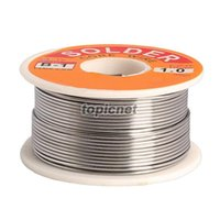 Wholesale ASLT mm New Tin Lead Tin Wire Melt Rosin Core Solder Soldering Wire Roll order lt no track