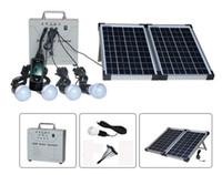 automobile designs - 20W solar lighting kits New Design portable mini solar system
