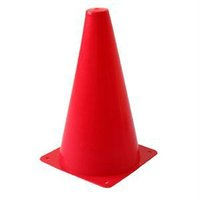 Wholesale 2014 Brand Safety Football Traffic Barrier Cone Sign New Road Plastic Pitch Corner Marker