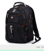 Wholesale 15 Inches Brand Laptop Backpacks Men Notebook Computer Backpacks Travel Hiking Backpacks School Bag Men Women Backpacks