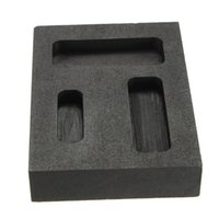 Wholesale Best Promotion Silver Gold Melting Casting Refining Scrap Graphite Ingot Bar Combo Mold order lt no track