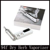 Cheap 94f dry herb vaporizer yocan 94 f dry herb vaporizer atomizer dry herb atomizer tank glass tank 94f VS CLOUTANK m3 m4 Vhit reload 0203269