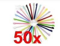 Wholesale 2000pcs HOT Color Touch Stylus Pen For NDS NINTENDO DS LITE