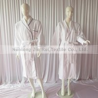 Wholesale Hot Sale High Quality Softness Cotton New Couple Bathrobe Comfortable Bathrobe Hotel Bathrobe Can Customized