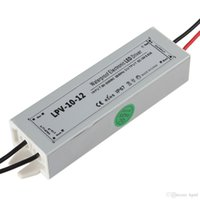 Wholesale 12V W Waterproof Power Supply AC to DC Switch for LED Strip Light LED_801