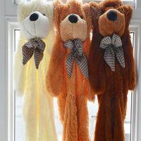 Wholesale The Bear Skin The Bear Coat DIY Teddy Bear Plush Toy