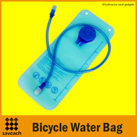 Wholesale 2L Blue Bicycle Mouth Water Bladder Bag Hydration for Sport Running Cycling Hiking Travel