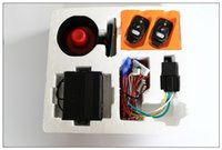 Wholesale Car alarm security system Way Car Alarm Protection System with Remote Control auto burglar alarm system H15052814