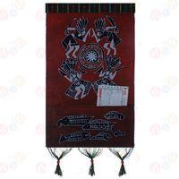 batik wall hangings - Crafts waxprinting pouch letter holder batik wall hanging cm