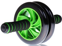 Wholesale Hot Sell Fitness power strength indoor exercise AB Roller Exercise wheel