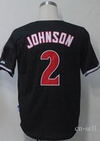 arizona shirts - 2015 New Sportswear Baseball Shirts Cheap Arizona Jersey kelly Johnson Jersey Custom MLB Jerseys Beisbol Authentic Baseball Jerseys Cheap