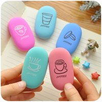 Wholesale Japan South Korea stationery eraser clean skin like children creative prize pupils learning activities provide a pencil