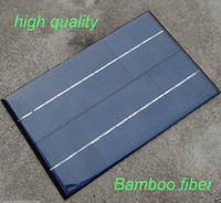 venda por atacado solar cell-HOT! 4.2W 12V Mini célula solar policristalino Painel Solar DIY painel solar 12V Battery Charger Sistema