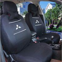 accessories mitsubishi lancer - Univeraal car seat cover Mitsubish ASX Lancer SPORT EX Zinger FORTIS Outlander Grandis Pajero Eclipse car accessories