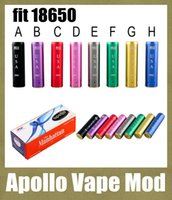 apollo god - mechanical mod apollo mod vape mod electronic cigarette ecig vapor mod fit apollo rda vaporizer VS rig mod god mod TZ173