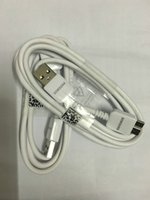 Wholesale Micro Usb Data Sync Charge Cable Cord For Samsung Galaxy NOTE3 S5 original quality M cm
