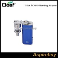 air adaptors - In Stock Ismoka Eleaf iStick TC W Bending Adaptor for Eleaf iStick TC W Mod Battery and Eleaf GS Tank GS Air ijust Lemo Original