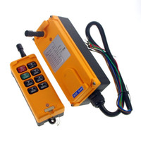 Wholesale HS Motions Channels Speed Hoist Crane Truck Radio Remote Controller order lt no track