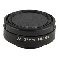 Wholesale 37mm UV Filter Lens with Cap for GoPro Hero