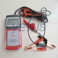 auto fuel prices - Digital Auto Fuel Pressure Meter FPM portable factory price high accuracy Simple to use digital meter indicates diesel fuel pressure C