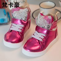 ugg - Children s cotton boots new han edition pure color bow boots help prevent slippery leisure ZhongTong cotton boots