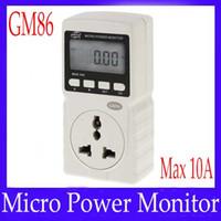 Wholesale Mini power monitor GM86 Max A MOQ