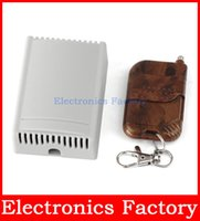 Wholesale DC V A Memory Function Channels AC Mhz M Wireless Control Remote Switch Transmitter Received