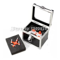 antenna gift boxes - 2015 New Cheerson CX CX A RC Quadcopter Spare Parts Gift Aluminum Box