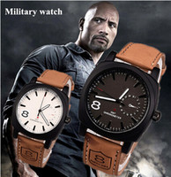 Wholesale Fashion Mens CURREN top brands Watches Curren Watches Military Quartz Watch Outdoor Sports Watches with Leather Strap