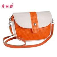 Cheap Liya show small cosmetic bag Messenger bag fashion woven fabrics Taobao special for Europe