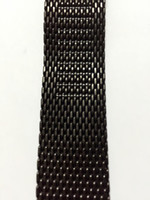 Envío al por mayor-Libre Para el acero de 24 mm de la armadura de Milán sólido Suunto Core reloj de la correa de la venda / la correa agarraderas de adaptadores Herramientas + + Negro