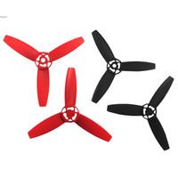 3-Hoja Propulsores láminas principales Rotores Puntales CW + CCW para el loro Bebop Drone 3.0 61