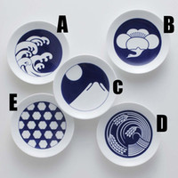 antique porcelain dishes - Brief White Blue Oriental quot Ceramic Dish Meal Porcelain Plate Ceramic Antique Tableware Types Ceramics Gift Home Decor order lt no track